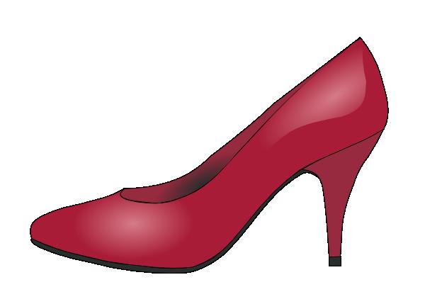 Shoe clipart high heel #12