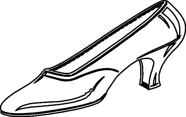 Sandal clipart cinderella #2
