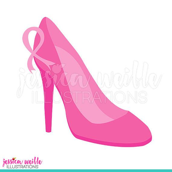 Heels clipart cute shoe Cancer Heel Cute  Clipart