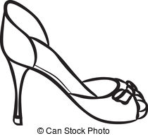 Heels clipart drawn Heels heels high 921