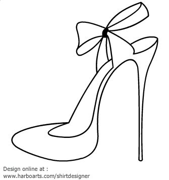Heels clipart drawn Decorations Heel Pinterest as High