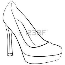 Heels clipart drawn Heels on high katus deviantART