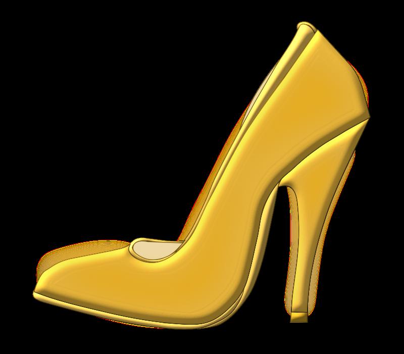 Heels clipart fashion shoe #6