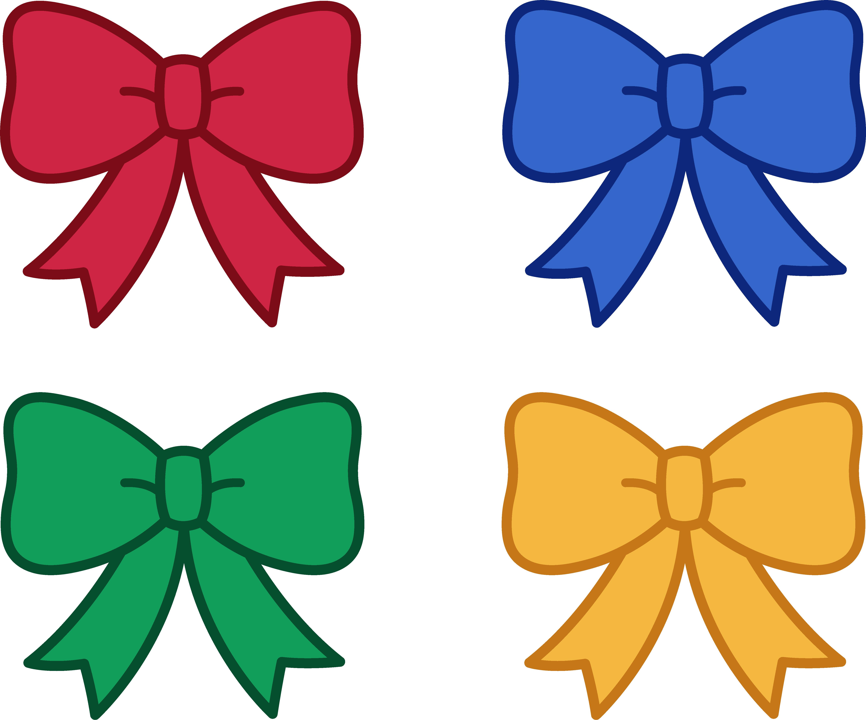 Pink Hair clipart girly bow Clipart Art Christmas Art Clip