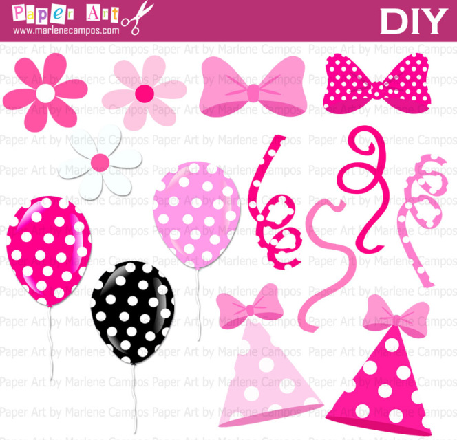 Pink Dress clipart first #4