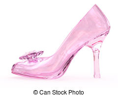 Heels clipart drawn Crystal high Pink pink heel