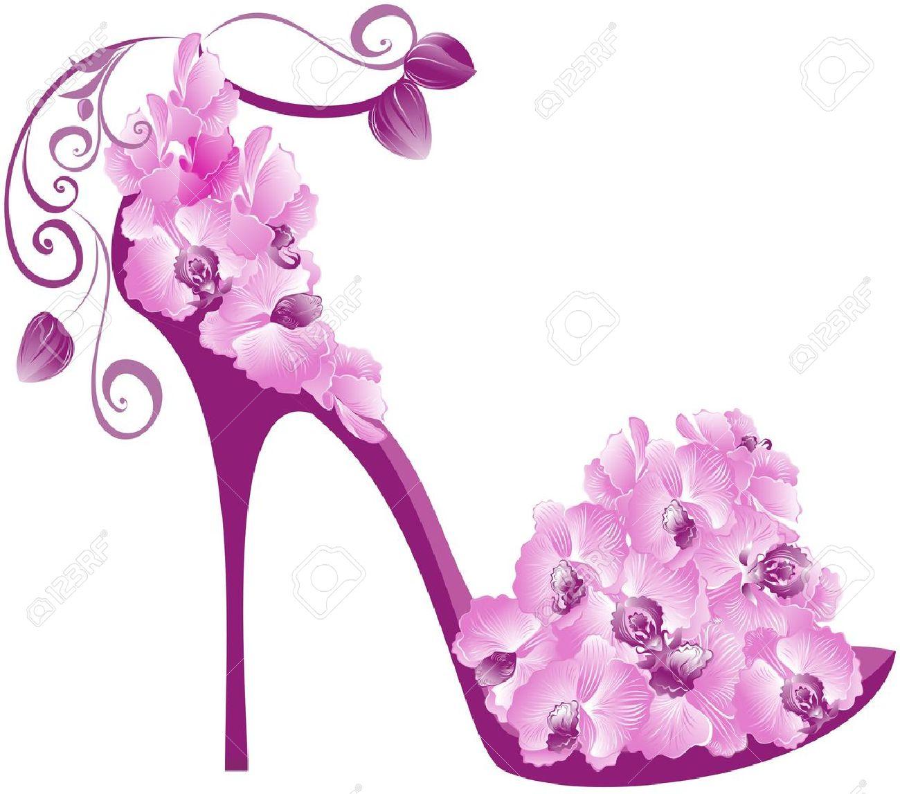 Shoe clipart high heel #14