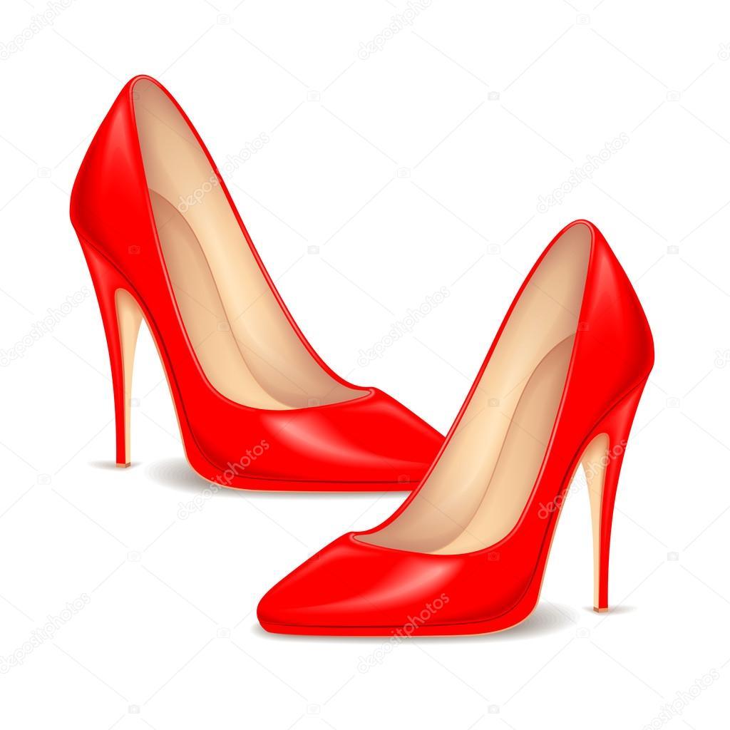 Heels clipart high heeled shoe Vector Shoes #10174984 Heel female