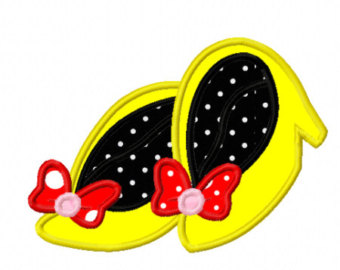 Heels clipart minnie mouse #1