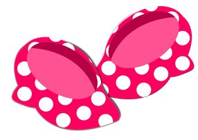 Heels clipart minnie mouse #2