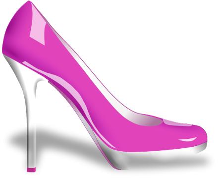 Download Heel Heel High Shoe