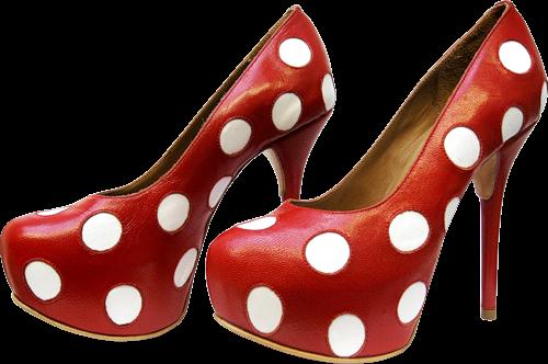 Heels clipart polka dot Red Polka Clipart Best Dot