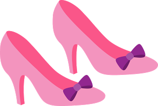 Heels clipart princess Princess Is heels  CUTE