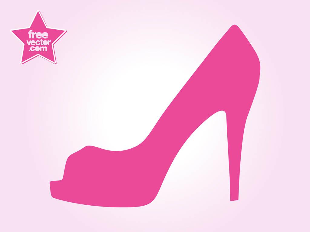 Shoe clipart high heel #2