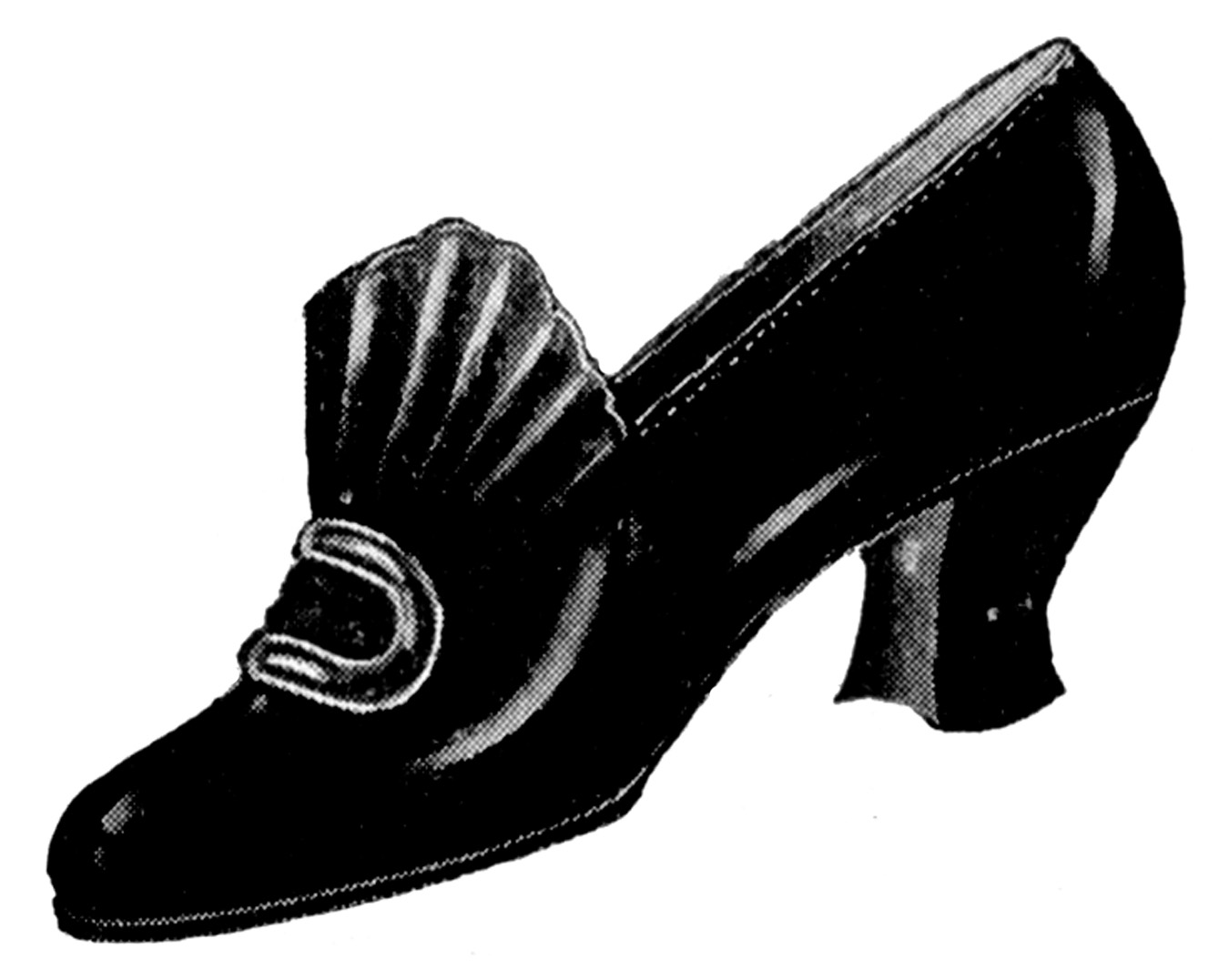 Heels clipart vintage shoe Pretty Ladies The Clip Victorian