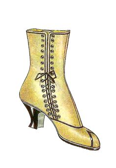 Heels clipart vintage shoe More Free Shoe this feasts