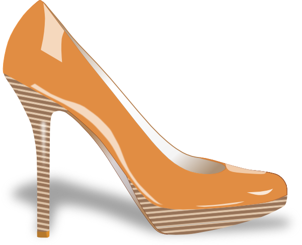 Heels clipart women's shoe Clipart Womens Clipart Free Panda