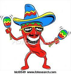 Heh clipart mariachi instrument Tacos hard jalapeno you band