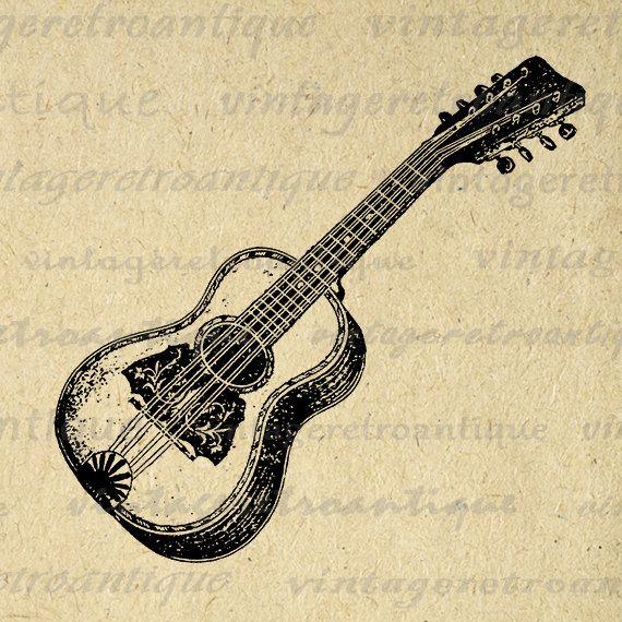 Heh clipart mariachi instrument Vintage Graphic Pinterest about Printable