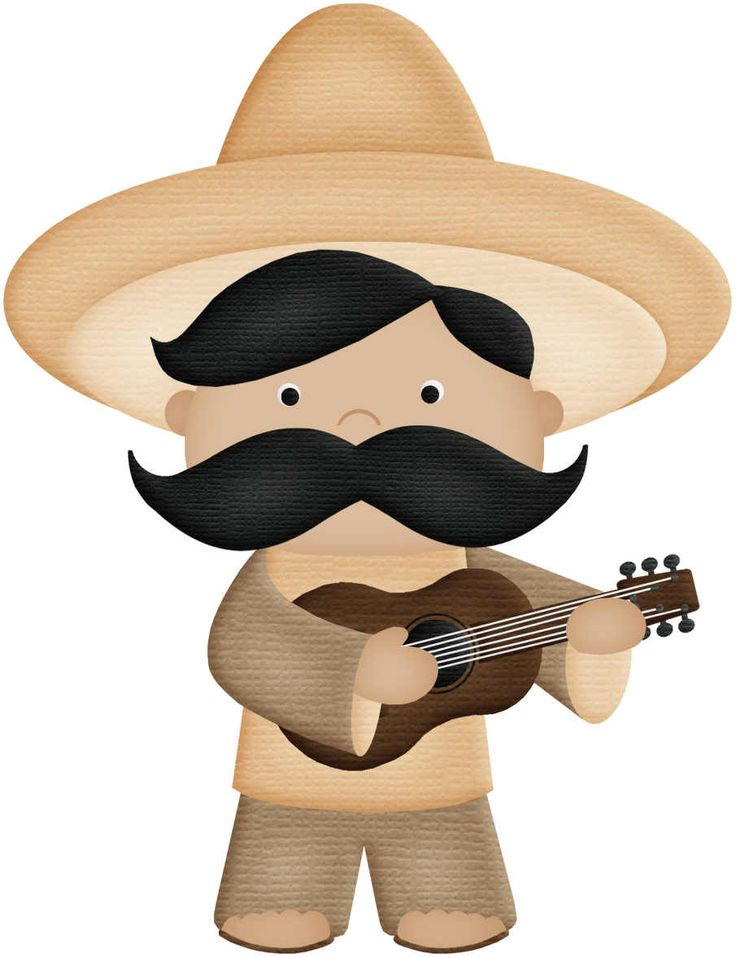 Heh clipart mariachi instrument Best 25+ manualidades De Mayo