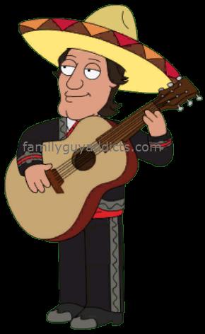 Heh clipart mariachi instrument Addicts Guy Last La Almeja