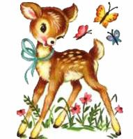 Baby Animal clipart vintage Via images by on Free