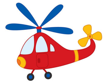Jet clipart air transportation Helicopter Fly Helicopter Etsy Transport