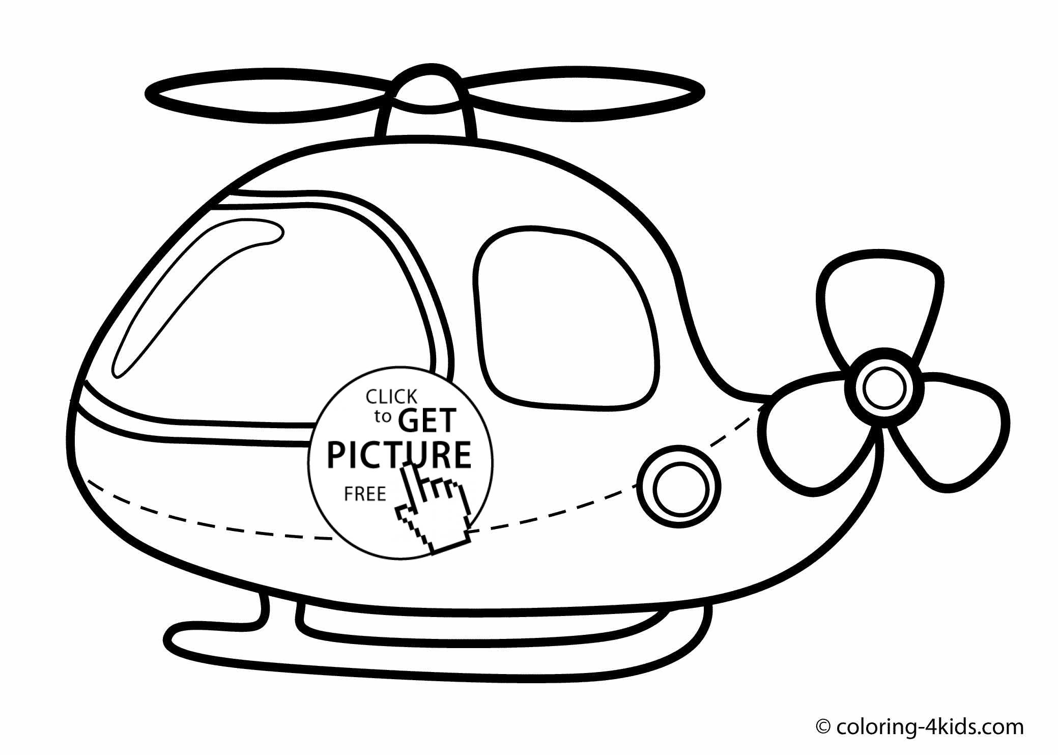 Drawn helicopter colouring page Books Helicopter Art Book Kids