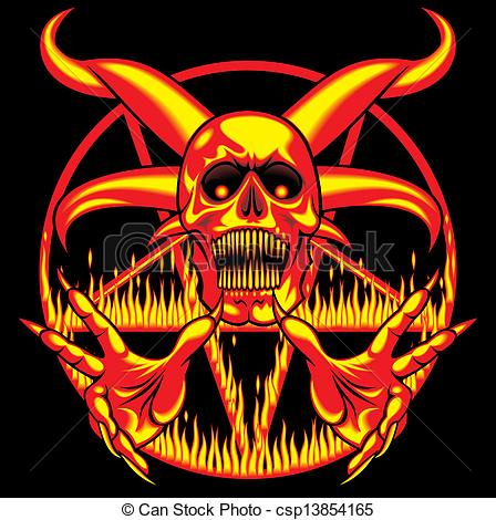 Pentagram clipart goat Hell Clip hell%20clipart Art Free