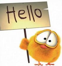 Hello! clipart Clipart hello Tags: salutation Hello