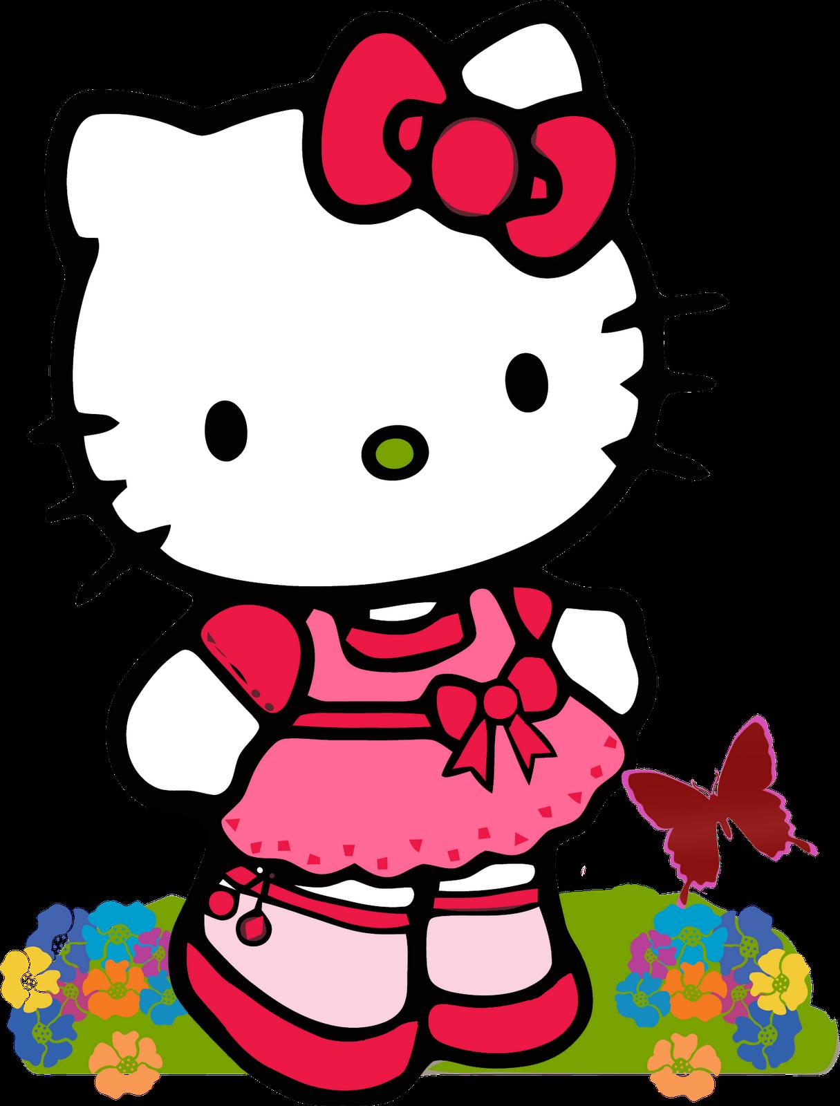 Hello! clipart birthday Clip 13189 Kitty Image Hello