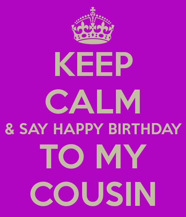 Hello! clipart boy cousin Cousin birthday Happy 25+ Cousin