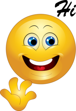 Hello! clipart emoticon Cliparts Cliparts Hi Hello Zone