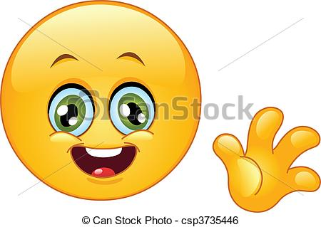 Hello! clipart emoticon Emoticon emoticon Art Hello emoticon