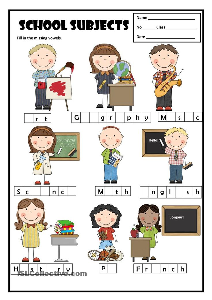 Hello! clipart english subject Direction best 8 SCHOOL SUBJECTS