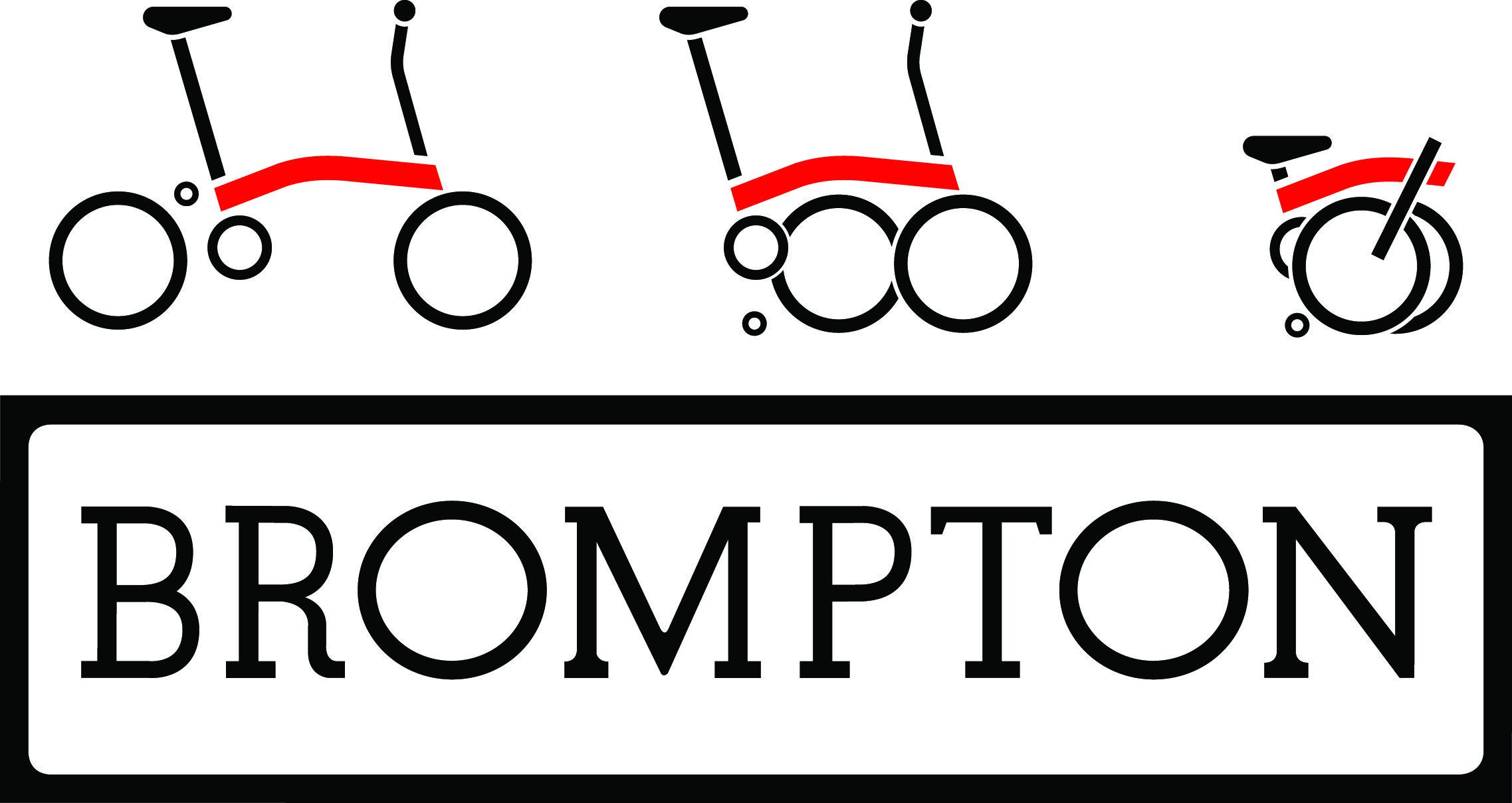 Hello! clipart farewell Brompton Logos folding Bikes the