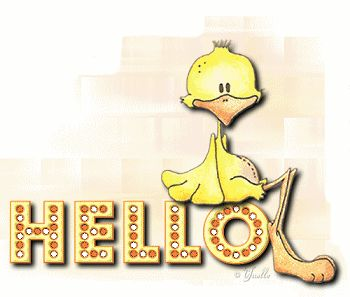 Hello! clipart meeting friend Hello you images you &