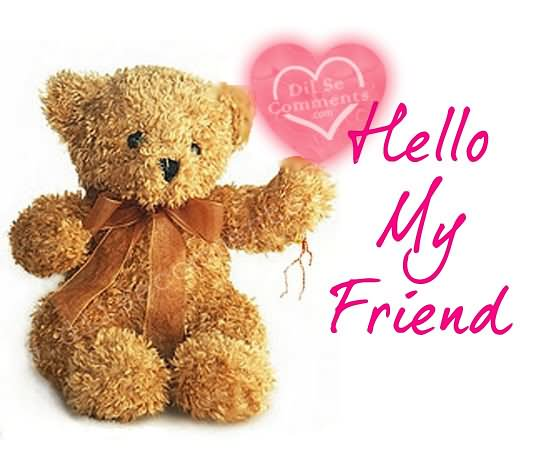 Hello! clipart my friend Picture Pictures Comments Facebook For