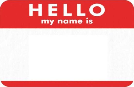 Hello! clipart my name is Art Name Images Clip name%20clipart