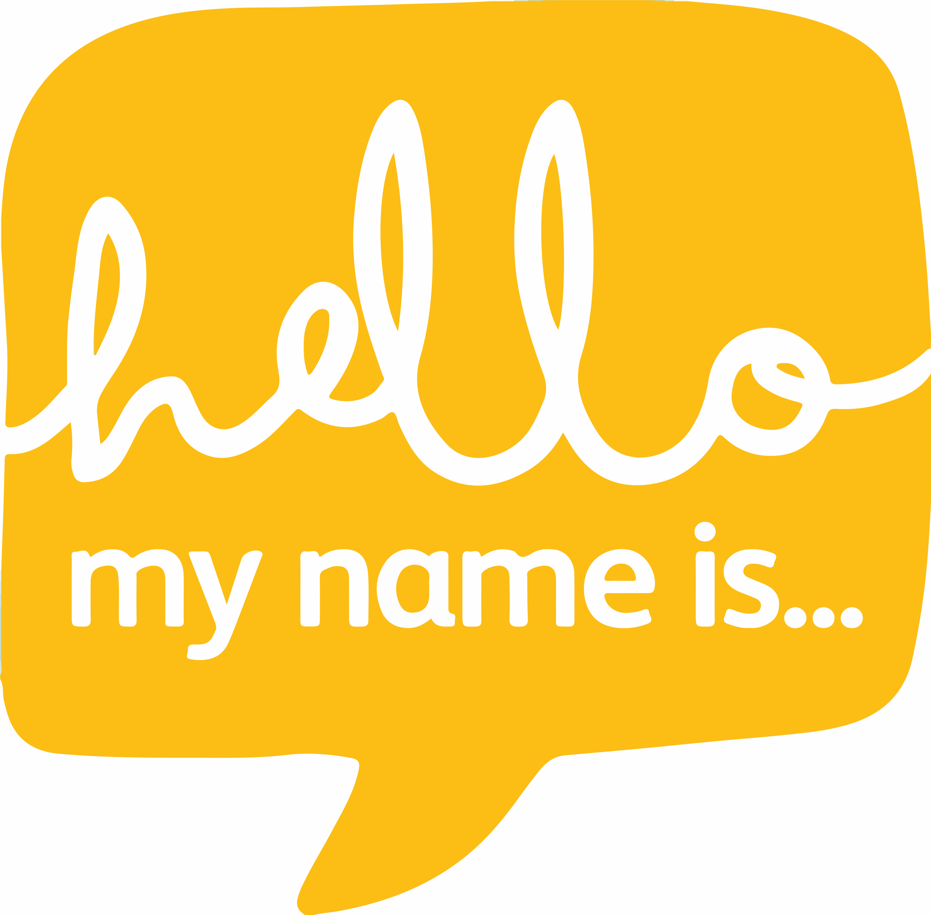 Hello! clipart my name is Clip Name My Is My