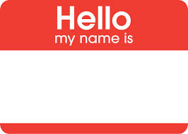Hello! clipart name tag Clipart Tag Name Download Clipart