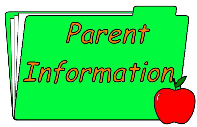 Hello! clipart parent Parent Night Clipart Night Clipart