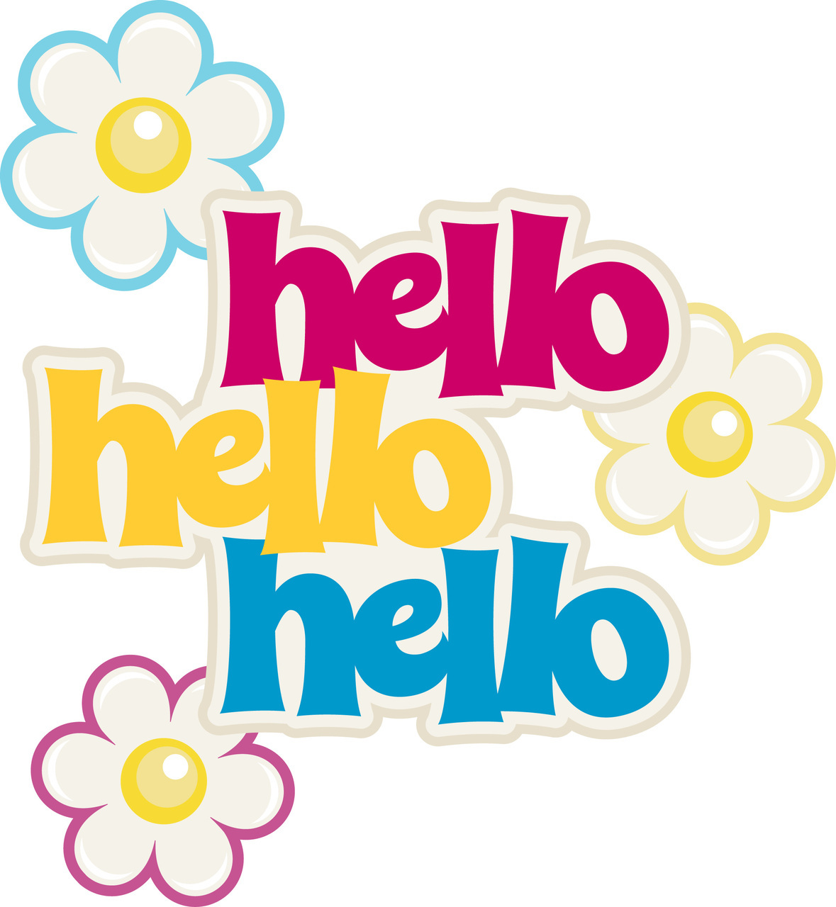 Hello! clipart say hello This hello ppbn from an