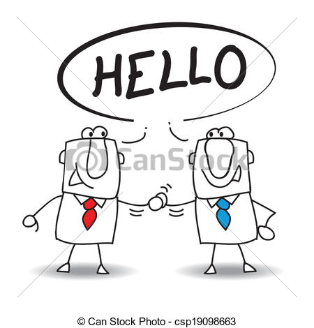 Hello! clipart say hello Or clipart Clip saying hello