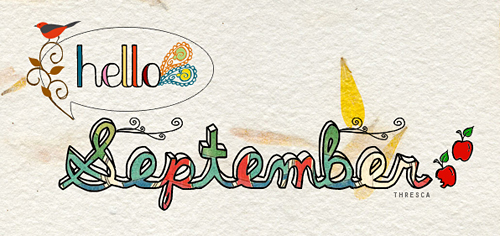 Hello! clipart september Quote september… Hello Greetings Greetings