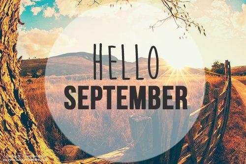 Hello! clipart september September september Hello Hello 1