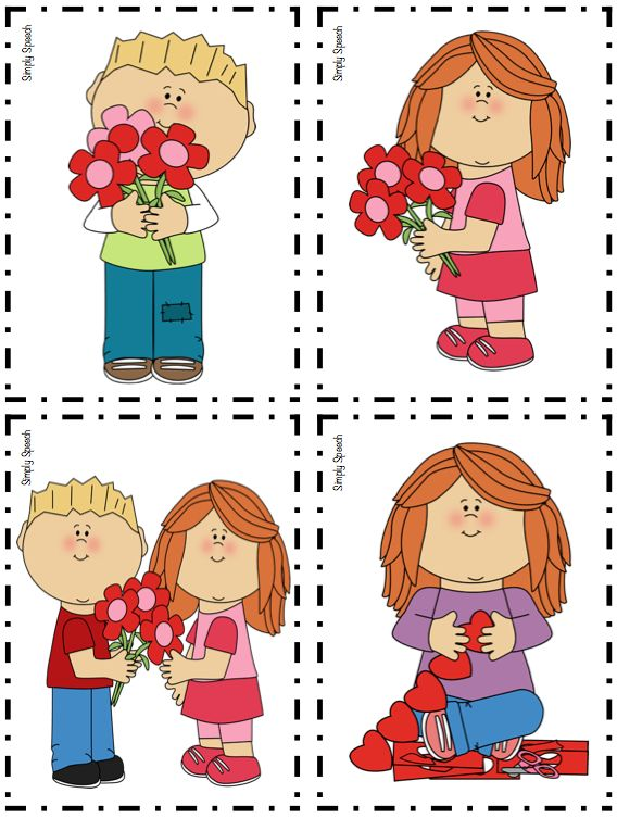 Hello! clipart she pronoun Speech 107 Pack images Simply