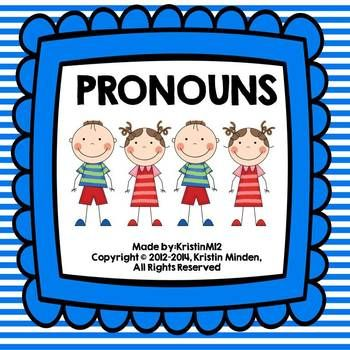 Hello! clipart she pronoun Images on activities Pronouns by