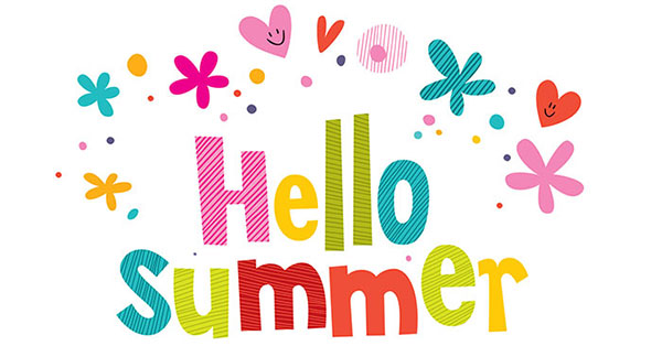 Hello! clipart summer For Free Calendar Summer! Vacation