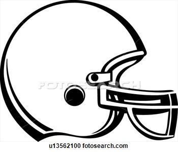 Simple clipart football helmet Football Free Free Helmet